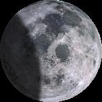 pierwsza faza księżyca
